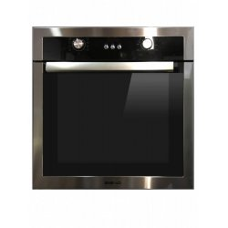 60cm Stainless Steel Built-In Oven by Eisno (EIS-OV-SS609DP-03)