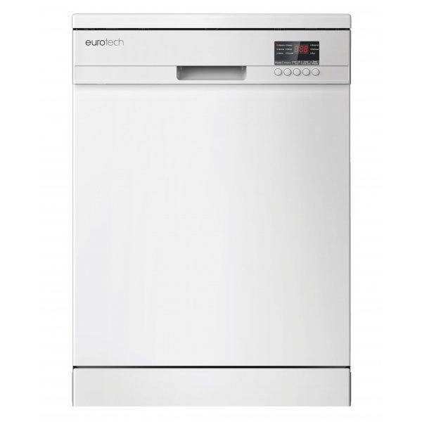 Eurotech 60cm White 12P Freestanding Dishwasher (ED-DWF12PWH)