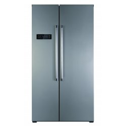 Eurotech 562L Side by Side Fridge/Freezer - Stainless Steel (ED-RFSS562SS)