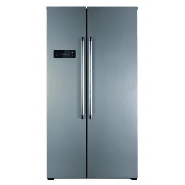Eurotech 562L Side by Side Fridge/Freezer - Stainless Steel (ED-RFSS562SS)