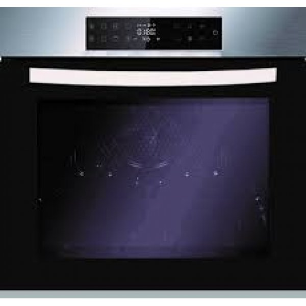 Eurotech 60cm Built-In SS Pyrolytic Multifunction Oven with Touch Controls (ED-BIO11FT SS)