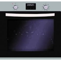 Eurotech 60cm Built In SS Multifunction Digital Oven with Catalytic Liner  - 76L  (ED-BIO8FDT SS)