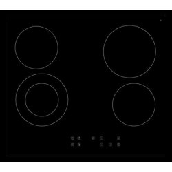 Eurotech 60cm Ceramic Bevelled Edge Cooktop with Touch Controls (ED-CC604T)