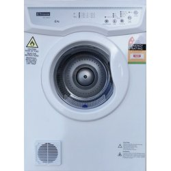 Trieste 6kg Electric Vented Clothes Dryer (ED-D6KG)
