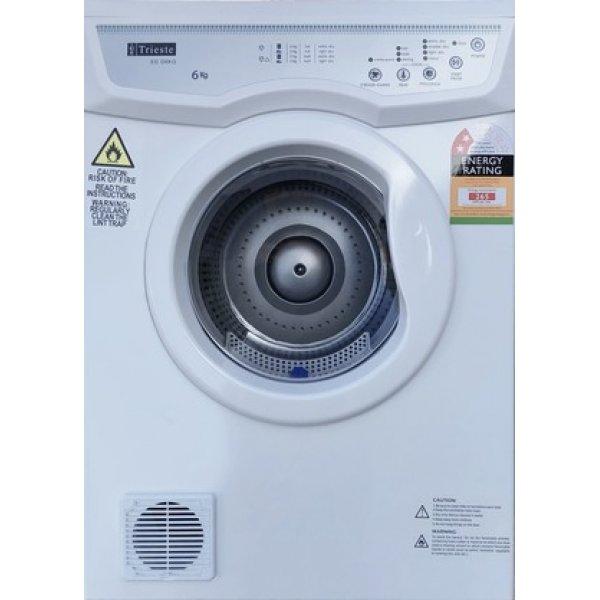 Trieste 6kg Electric Vented Clothes Dryer (ED-D6KG)