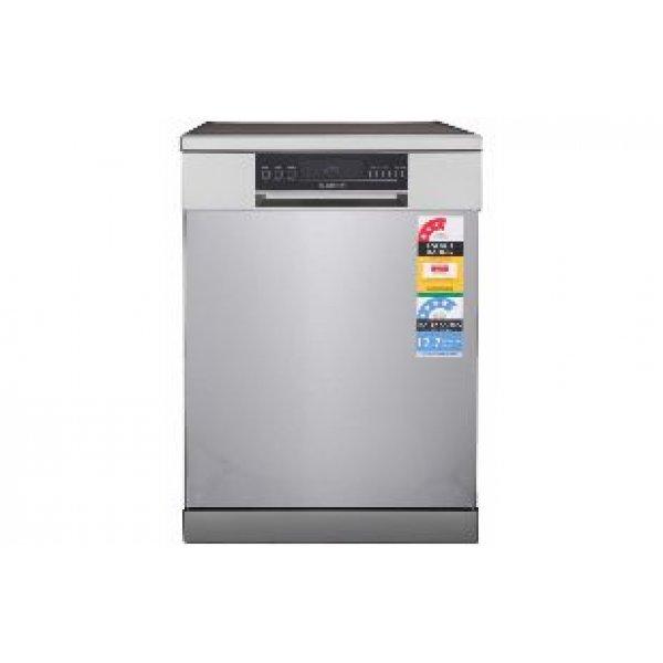 Eurotech 60cm White Freestanding Dishwasher 14P (ED-DW14PSS)