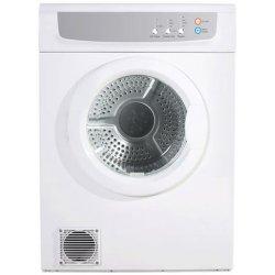 Eurotech 7kg White Front Loading Dryer (ED-FVD7KGWH)