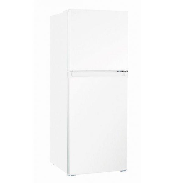 Eurotech 221L Fridge/Freezer - White (ED-RF221WH)