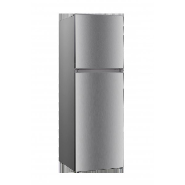 Eurotech 268L Fridge/Freezer - Stainless Steel (ED-RFT268SS)