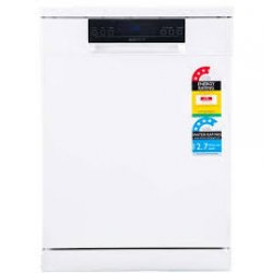 Eurotech 60cm White Freestanding Dishwasher 14P (ED-DW14PWH)