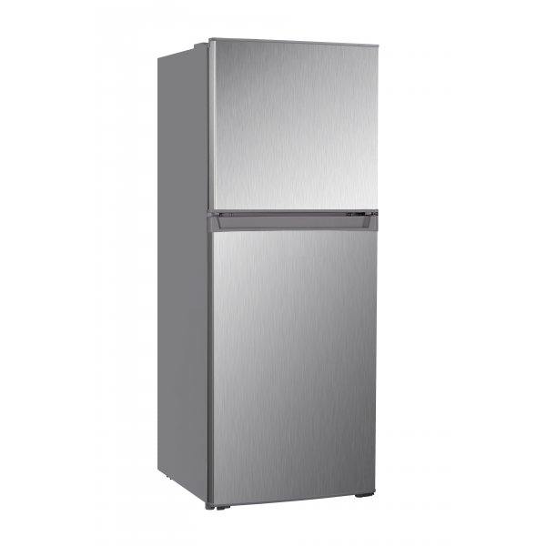 Eurotech 197L Fridge Freezer - Stainless Steel  (ED RF221SS)