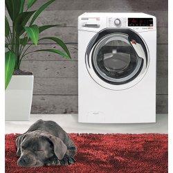 Hoover 8.5kg White Front Loading Washing Machine (DXOA358AH/1-AUS)