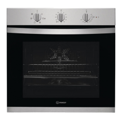 Indesit 60cm Electric Multifunction Built in Oven (IFW 3534 H IX)