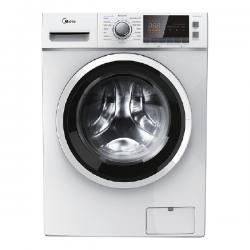 Midea - 7.5kg Front Loading Washing Machine (DMFLW75)