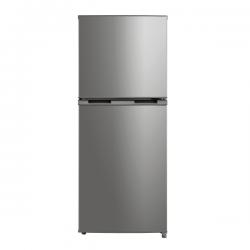 Midea 207L Fridge Freezer in Stainless Steel (JHTMF207SS)