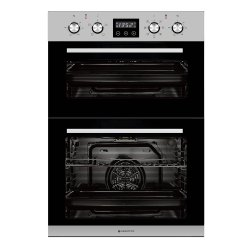 Parmco 60cm SS Double Multi-function Oven with Catalytic Cleaning (PPOV-6S-DT-4)
