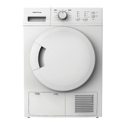 Parmco 7kg White Front Loading Condensor Dryer (DR7WCON)