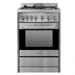 Parmco 60cm SS Freestanding Gas Hob & Electric Oven Cooker (FS600-GAS ELECTRIC)