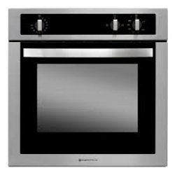 Parmco 60cm GAS Wall Oven in Black Glass & SS (OV-1-6S-GAS)