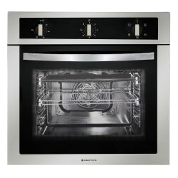Parmco 60cm Electric 58L Stainless Steel Oven (OX-1-6S-5)