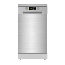 Parmco 45cm Stainless Steel 9 Place Slim Dishwasher (PD45-SLIM-SS-2)