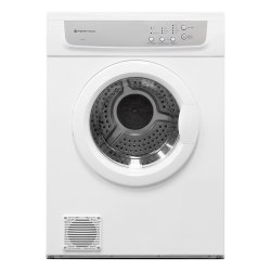 Parmco 7kg White Front Loading Reversible Tumble Dryer (PT-F7-R)