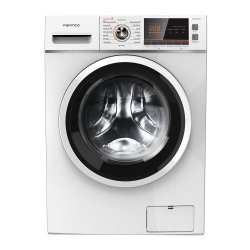 Parmco 10kg White Front Loading Washer and 7kg Condensor Dryer Combo (WD107WF)