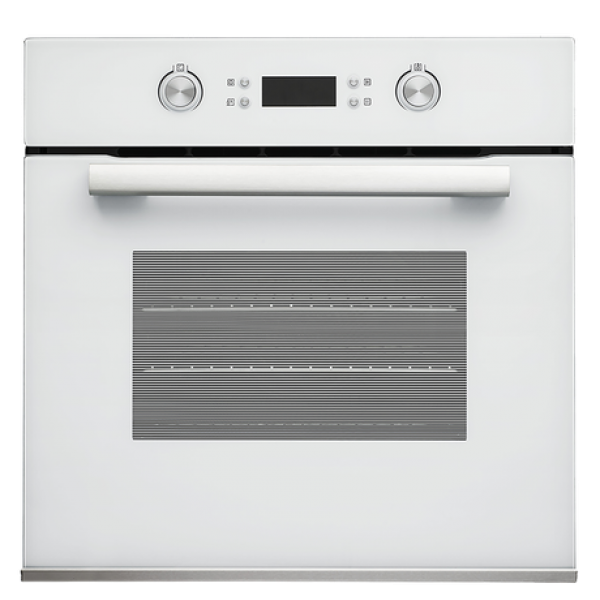 Trieste 60cm Electric Underbench Wall Oven (TRFM37 WH)