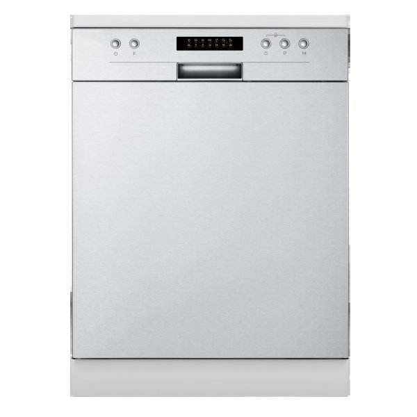 Trieste 60cm Stainless Steel 12P Dishwasher  (TRD-D12SS)